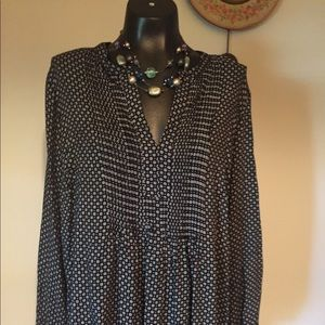 Gap pullover blouse. Ladies XL casual and swingy